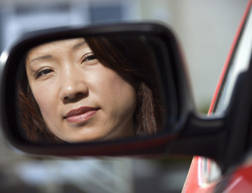 Geldbuße wegen Videokameras im Fahrzeug